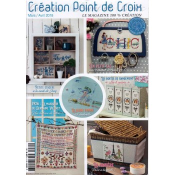 Revista Creation Point de Croix 69