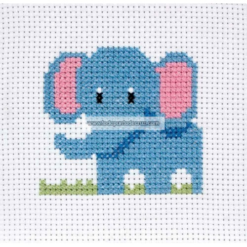 Primer Kit: Elefante