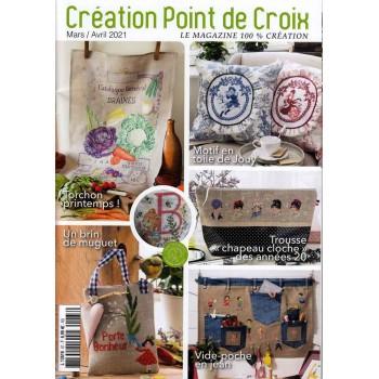 Revista Creaciones en Punto de Cruz Nº 87