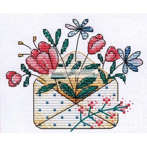 Flores en una Carta