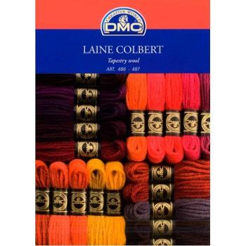 Carta de colores Lana Colbert DMC