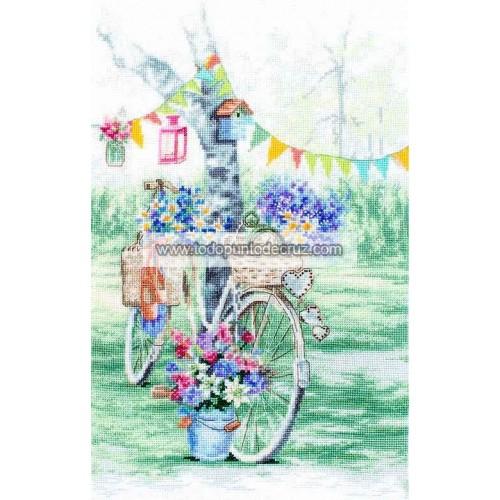 Bicicleta Romántica