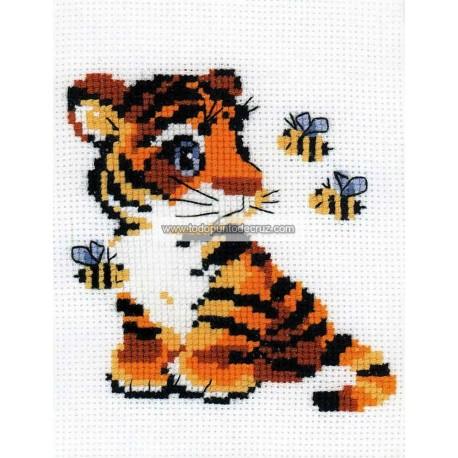 Rayitas RIOLIS HB092 Happy Bee Stripies