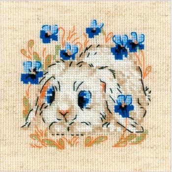 Pequeño Conejo RIOLIS 1877 Little Bunny