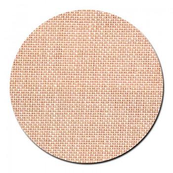Tela de lino 28 ct. Melocotón Permin 076-304 peach