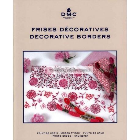 Cenefas Decorativas DMC 15759-22 frises decoratives