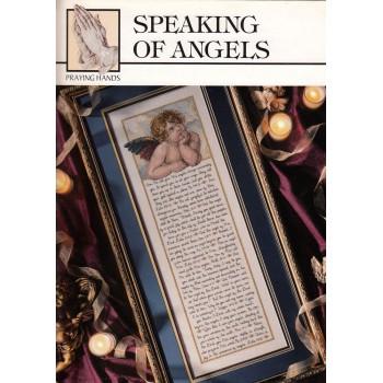 Hablando de Ángeles Praying Hands 24001 Speaking of Angels