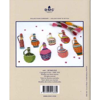 Colecciones para bordar DMC 15760/22 Collections a broder