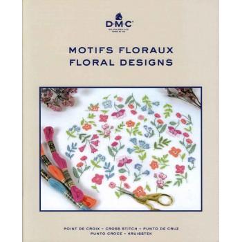 Motivos Florales DMC 15758/22 Motifs Floraux