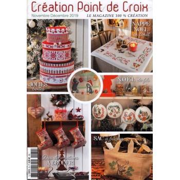 Revista Creaciones en Punto de Cruz Nº 79 Creation Point de Croix