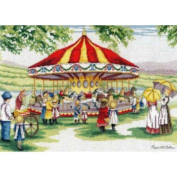 All Our Yesterdays: Carrusel FW9 Caountryside Carrousel