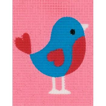 Pajarito (NP) Vervaco PN-0163458 Bird Canvas
