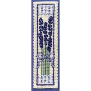 Lavanda Victoriana: Marcapáginas Textile Heritage Victorian Lavender Bookmark