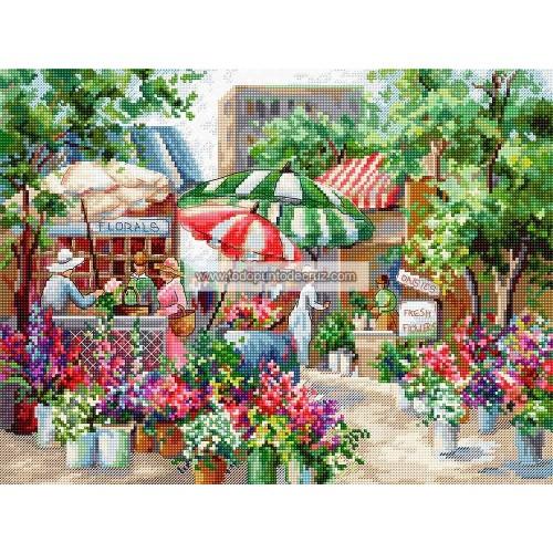 El Gran Mercado de las Flores