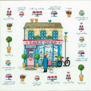 La Pastelería Dimensions 70-35352 Cake Shop