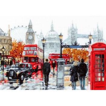 Un Paseo por Londres B2376 Luca-S London