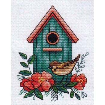 Casita de Pájaro MP Studia M366 Bird house