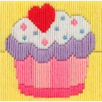 Primer Kit: Pastel Puntada Larga Anchor 3690000-30013 Callie 1st kit Long Stitch