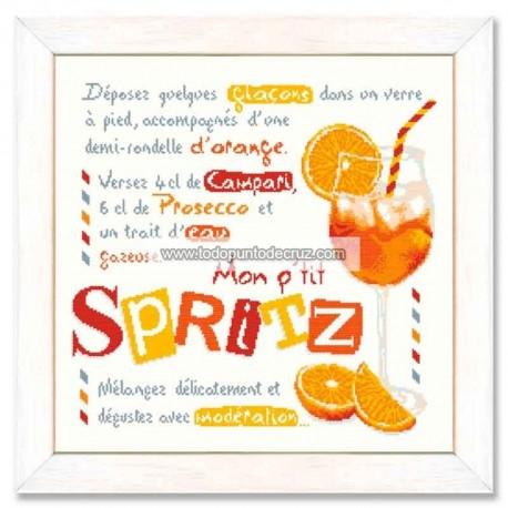 Spritz Lili Points G038