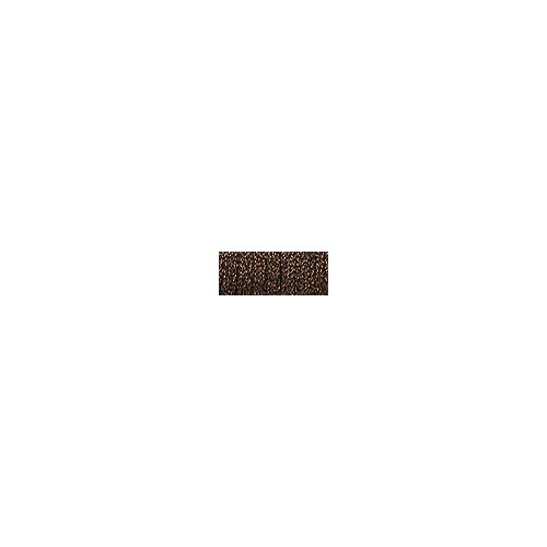 Hilo Kreinik 201C Chocolate Corded grosor 8 (fine)