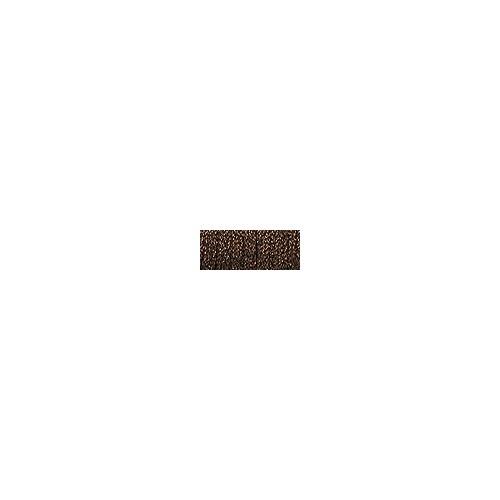 Hilo Kreinik 201C Chocolate Corded grosor 8 (fine)