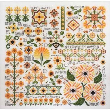 Soñando con Girasoles Rosewood Manor S-1134 Dreaming of Sunflowers