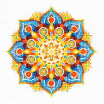 Mandala de la Energía RIOLIS 1963 Energy Mandala