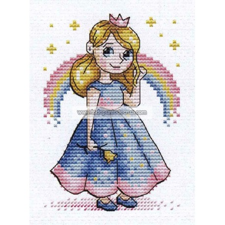 Pequeña Princesa MP Studia M-607 Little Princess
