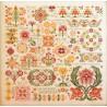 Soñando con Crisantemos Rosewood Manor S-1065 Dreaming of Mums