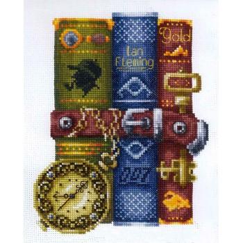 Libros para Él Andriana K-47 Books for Him