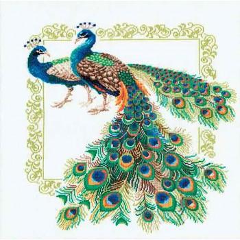 Pavos Reales RIOLIS 767 Peacocks