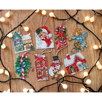Los Juguetes de Navidad II Letistitch 8002 Christmas Toys II