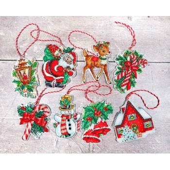 Los Juguetes de Navidad I Letistitch 966 Christmas Toys I