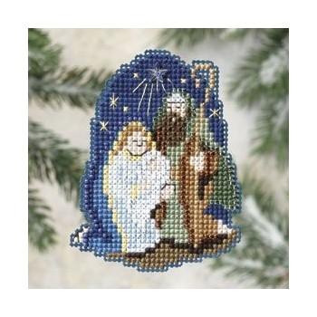Mini Imán Natividad