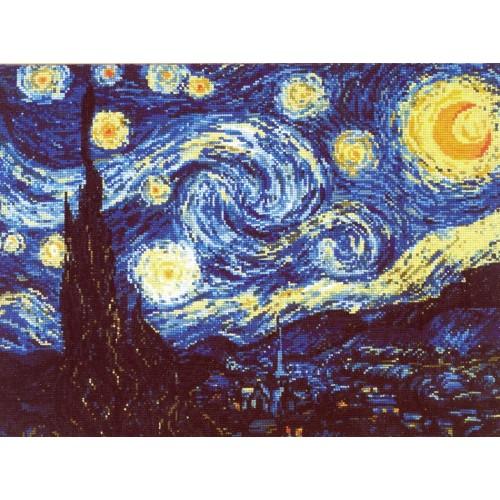 Noche Estrellada (V. Van Gogh)