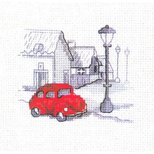 Coche Rojo: en la Calle