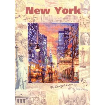 Ciudades del Mundo: Nueva York