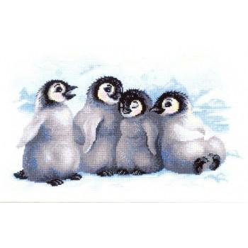 Pingüinos Simpáticos