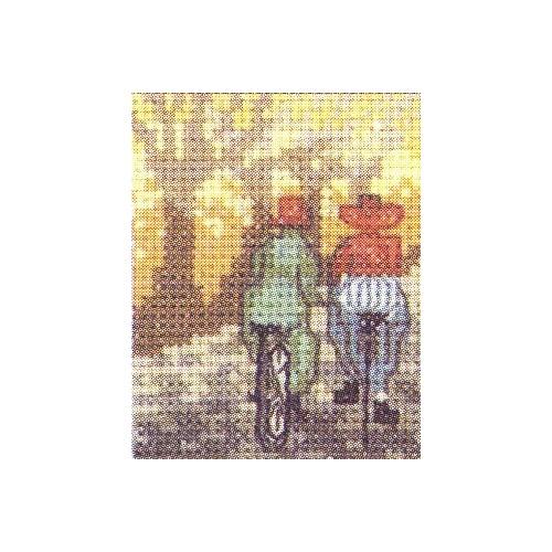 Muchachas en Bicicleta
