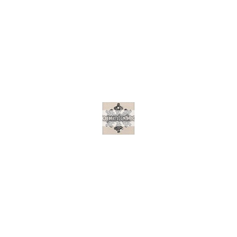 Mill Hill 12035 Small Snowflake Crystal Bright