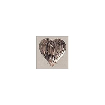 Mill Hill 12067 Medium Fluted Heart Rosaline
