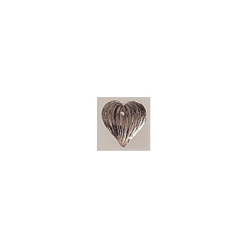 Mill Hill 12067 Medium Fluted Heart Rosaline