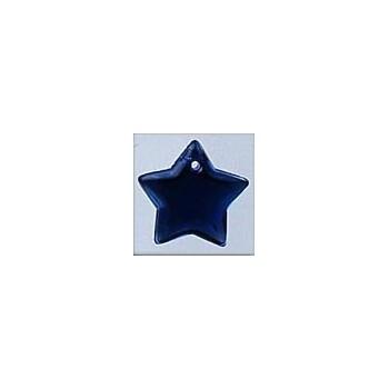 Mill Hill 12176 Large Flat Star Royal Blue