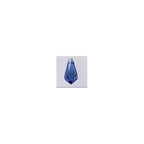 Mill Hill 13055 Very Small Teardrop Sapphire AB