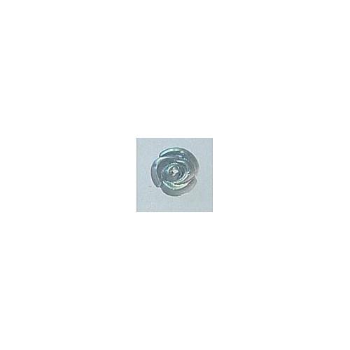 Mill Hill 12211 Petite Rose - Matte Crystal Aurora Borealis (AB)