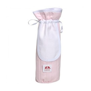 Pastel Rosa: Bolsa Biberón