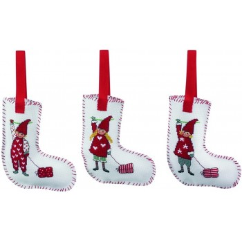 Calcetines Duendes Blanco