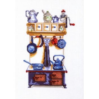 Cocina Antigua (azul)