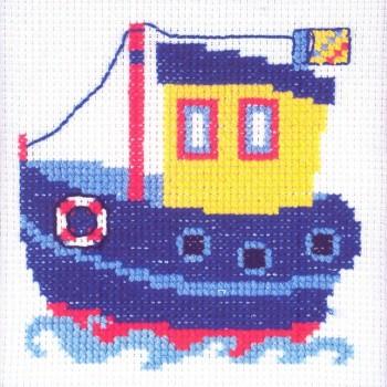 Mi Primer Kit: Barco