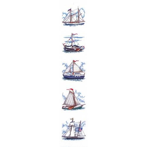Colgador Barcos Veleros